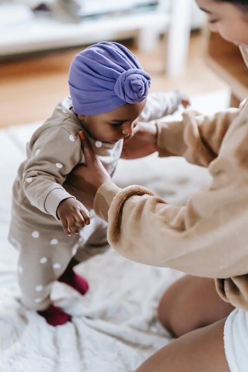 Ingyenes stockfotó afro-amerikai baba, afro-amerikai lány, afro-amerikai nő témában
