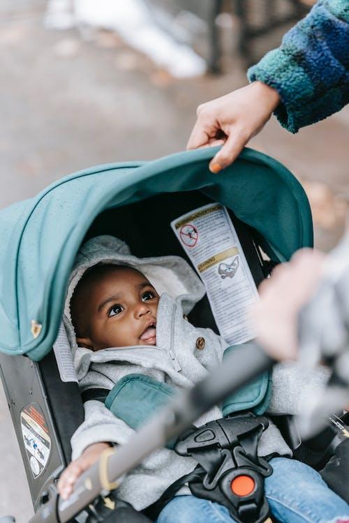 Kostenloses Stock Foto zu afroamerikanisches baby, anonym, anonymous
