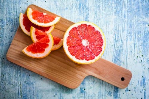 Základová fotografie zdarma na téma čerstvý, červený pomeranč, citrusové plody