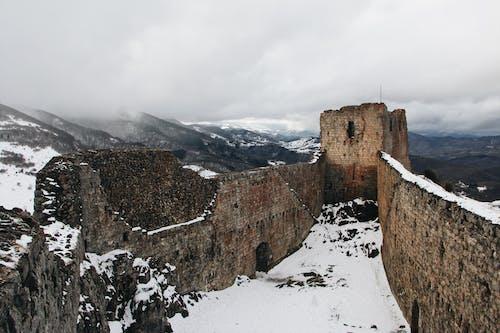 Δωρεάν στοκ φωτογραφιών με rock, αρχαίος, αρχιτεκτονική, βουνό