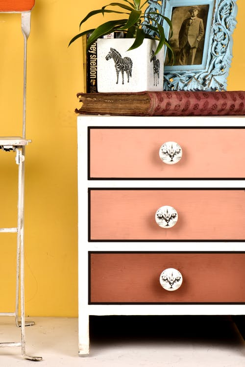 Free stock photo of antique, bedroom interior, cabinet