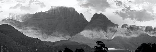 Free stock photo of drakensburg mountains