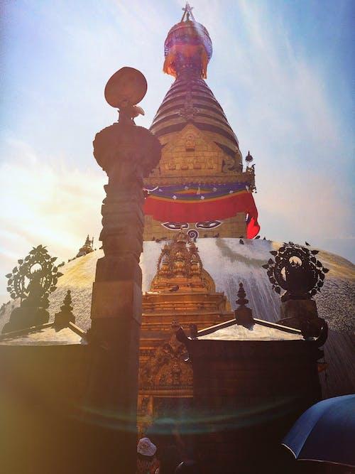 Free stock photo of architectural building, buddha, buddhism