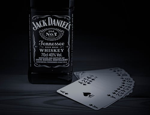 Jack of Spade Playing Card