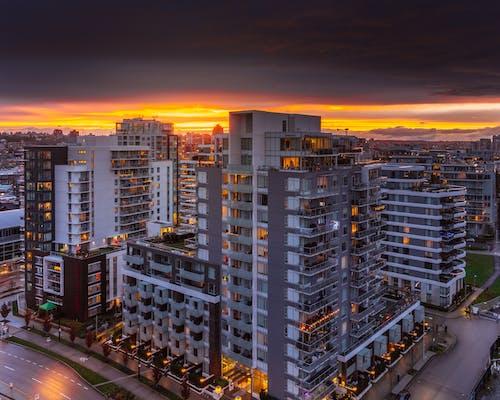 Immagine gratuita di alto, appartamento, architettura
