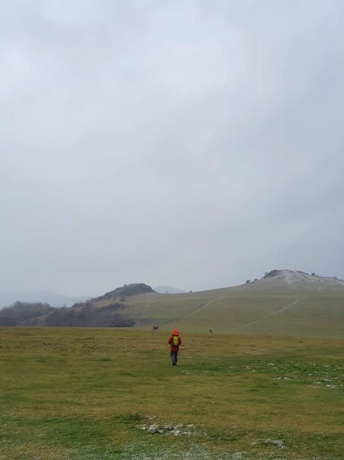 Kostnadsfri bild av berg, bete, dimma