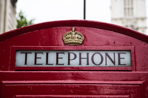 Foto d'estoc gratuïta de britànic, cabina telefònica, insígnies, signe