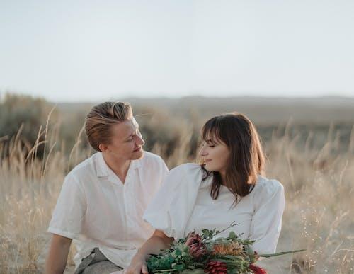 Imagine de stoc gratuită din afecțiune, alb, amant