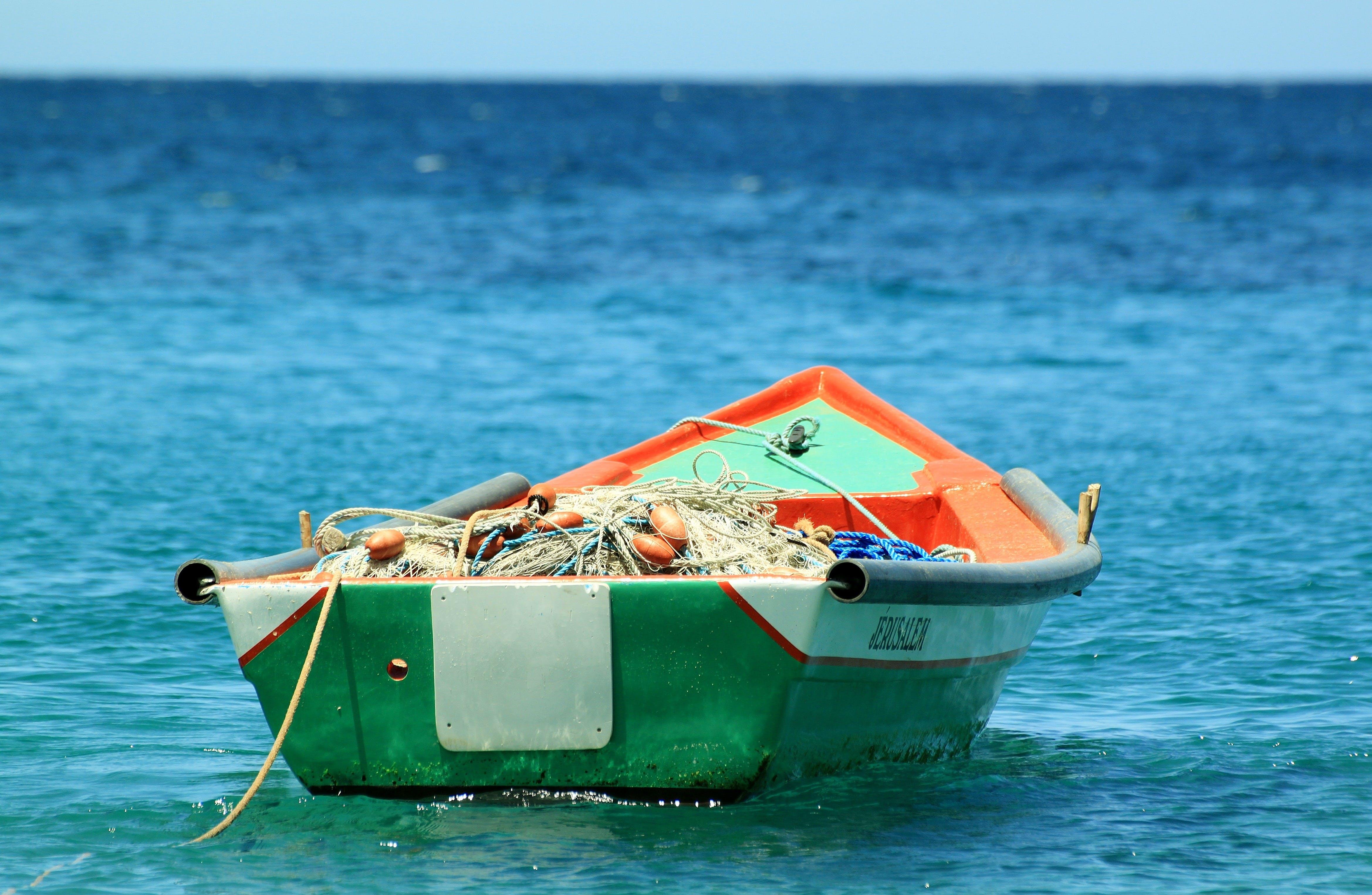 boot, meer, ozean