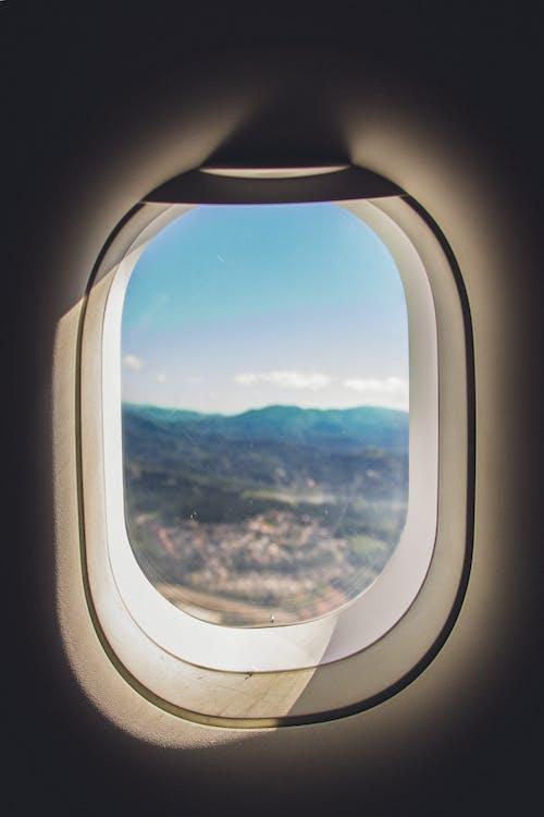 Photos gratuites de air, articles en verre, avion