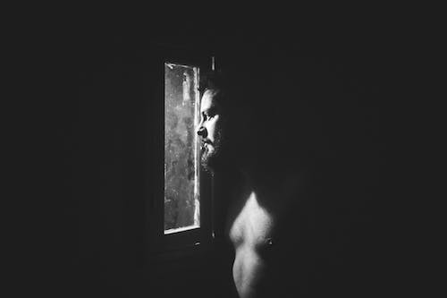 Free stock photo of by the window, portrait photography, window