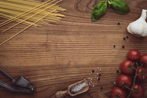 イタリア, コショウ, スパゲッティの無料の写真素材