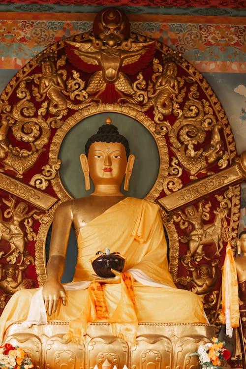 Gratis stockfoto met Azië, beeld, beeldhouwwerk