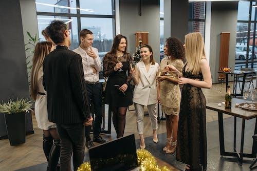 Fotos de stock gratuitas de amigos, Año nuevo, celebración