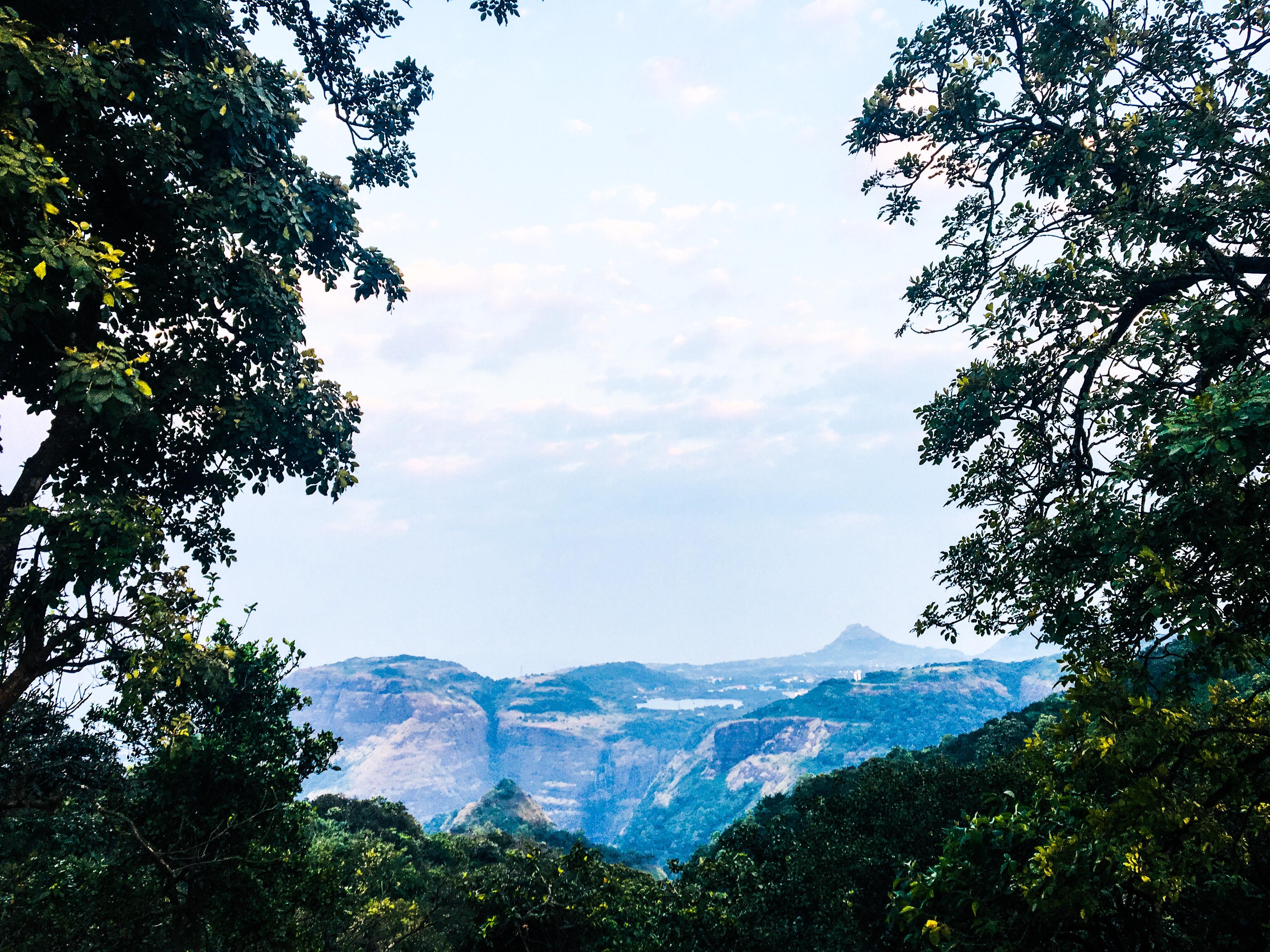 Blauen Berg