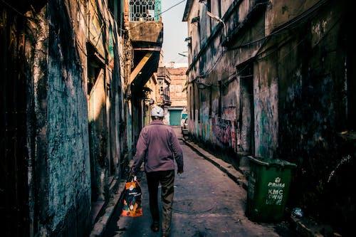 人, 光, 光線, 城市 的 免费素材图片