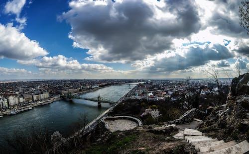 Free stock photo of bridge, Budapest, city