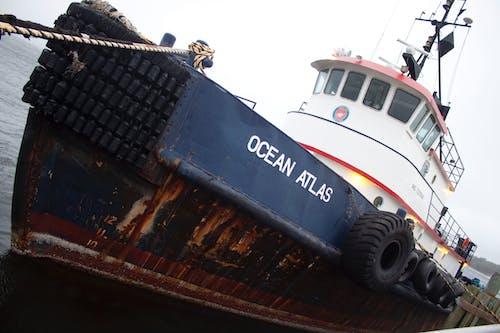 Free stock photo of atlas, boat, nautical