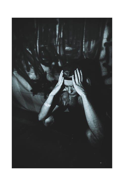 karamsar, kasvetli, mod içeren Ücretsiz stok fotoğraf