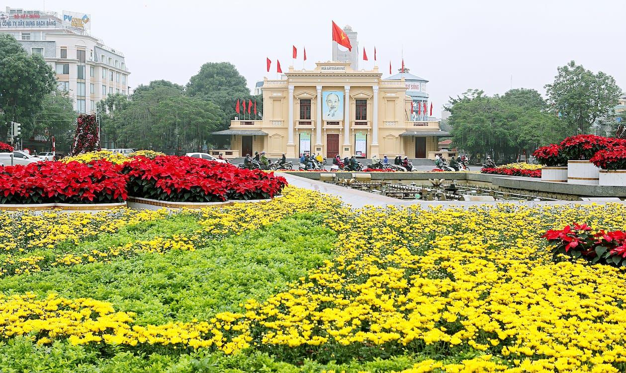 Free stock photo of Nhà hát lớn