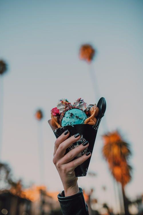 Immagine gratuita di adulto, amante dei waffle, amore