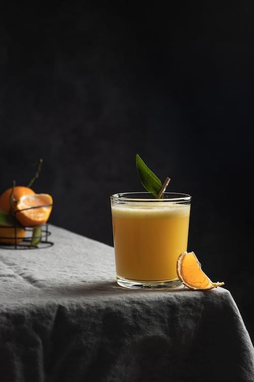 Immagine gratuita di a tavola, alba, arance, bevanda