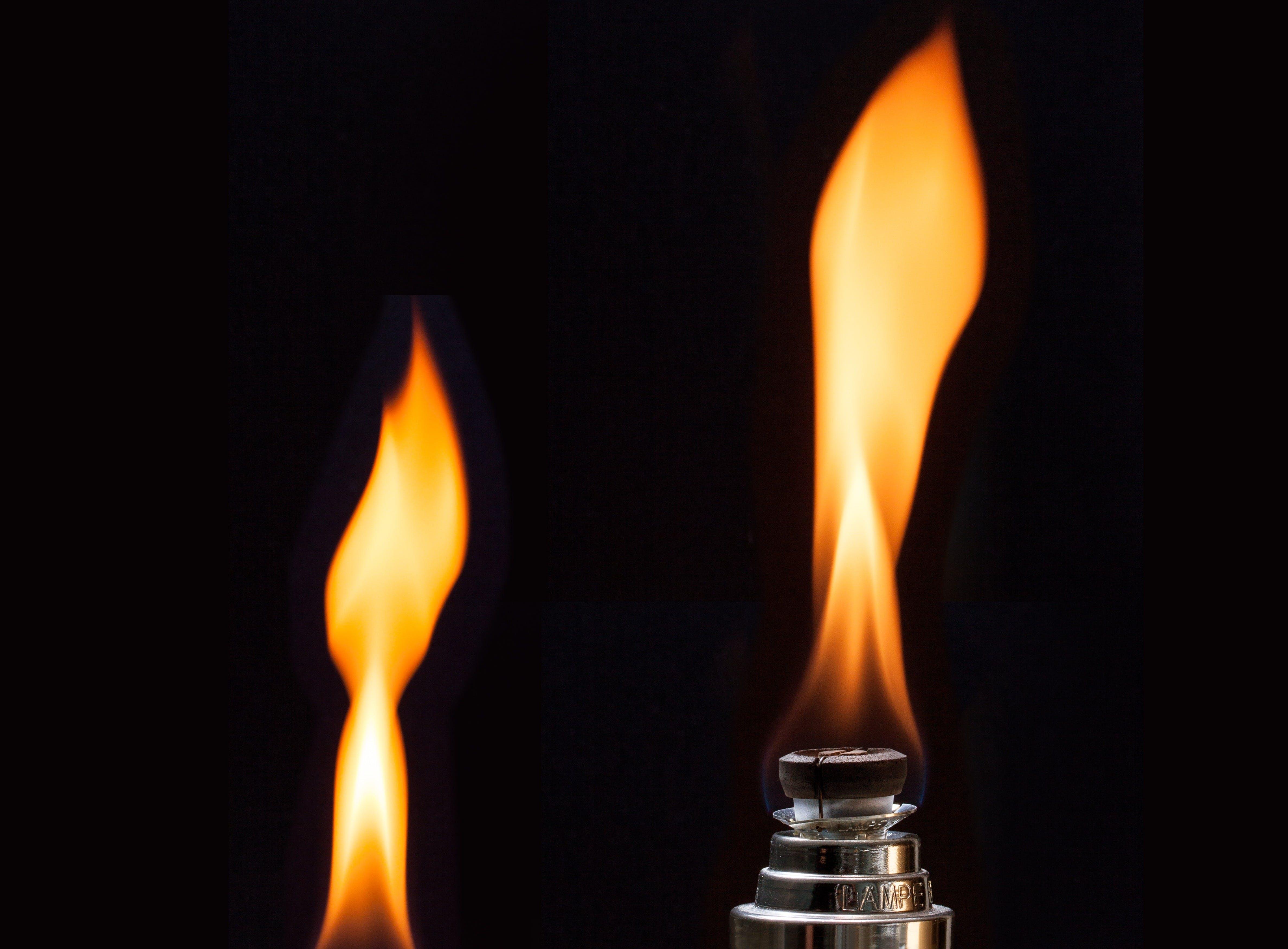 Foto d'estoc gratuïta de atractiu, calor, encenedor, flama
