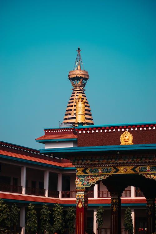 Gratis stockfoto met aanbidden, bekende plek, Boeddhisme