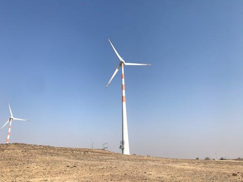 Windmills for Renewable Energy Production