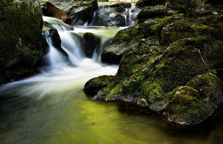 Ảnh lưu trữ miễn phí về Nước, suối, Thiên nhiên, đá