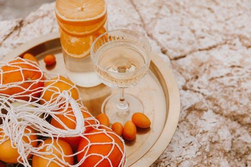 Бесплатное стоковое фото с апельсины, здоровый напиток, крупный план