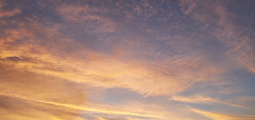 Free stock photo of color, sky, sunset