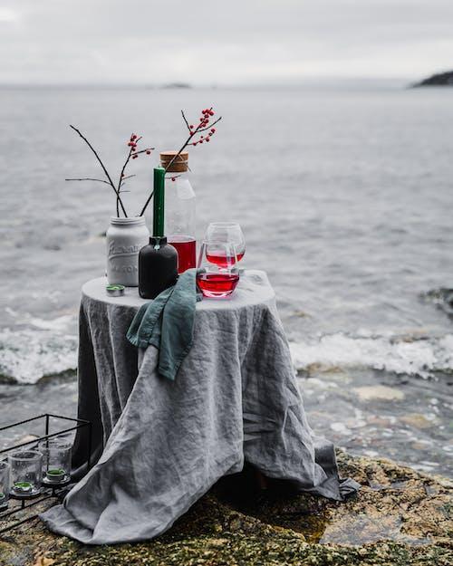 Fotos de stock gratuitas de agua, al aire libre, ambiente navideño