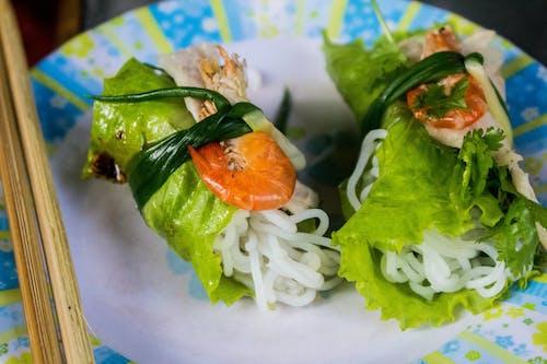 Fotos de stock gratuitas de comida, delicioso, envoltura de lechuga