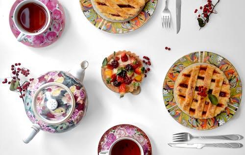 Δωρεάν στοκ φωτογραφιών με tarlet, yummy, από πάνω
