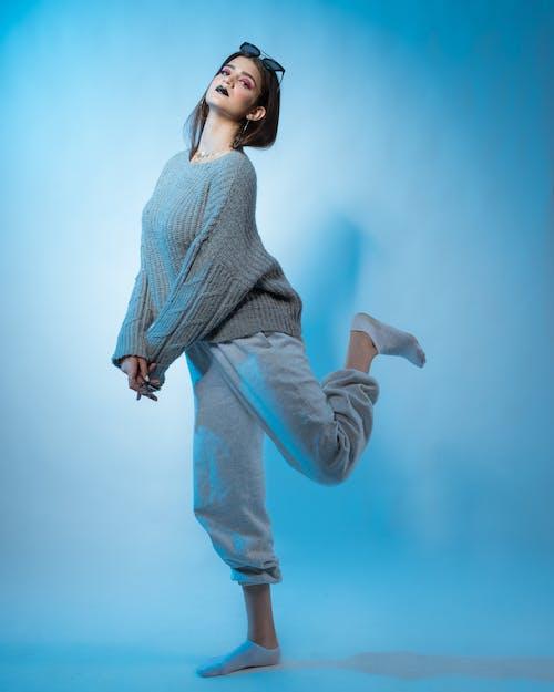 Immagine gratuita di assottigliamento, ballando, capelli