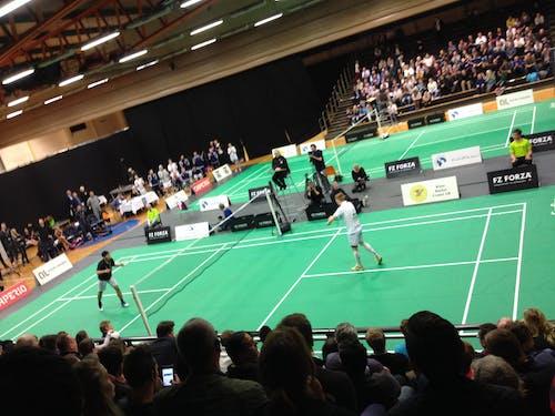 Immagine gratuita di badminton, torneo