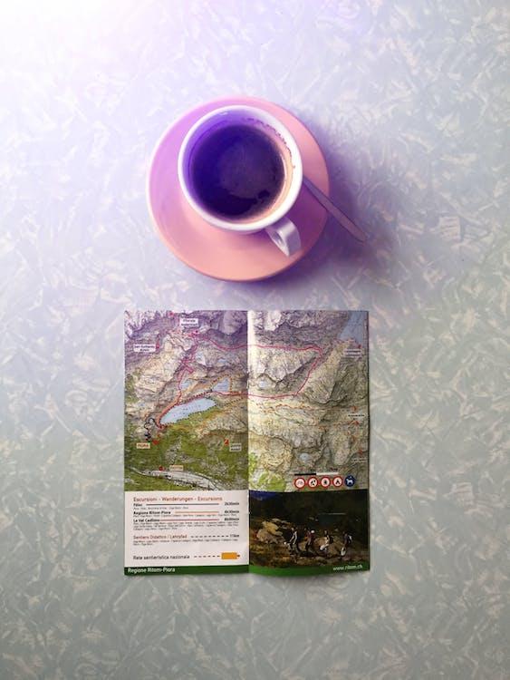 Základová fotografie zdarma na téma cesta, cestování, káva