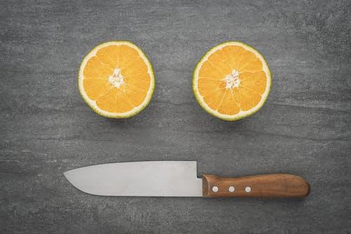 オレンジ, カット, かんきつ類の無料の写真素材