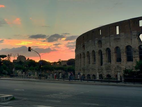 Gratis stockfoto met Italië, lantaarn, lantaarnpaal