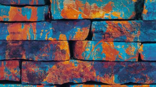 Ingyenes stockfotó absztrakt, beton, design, fal témában