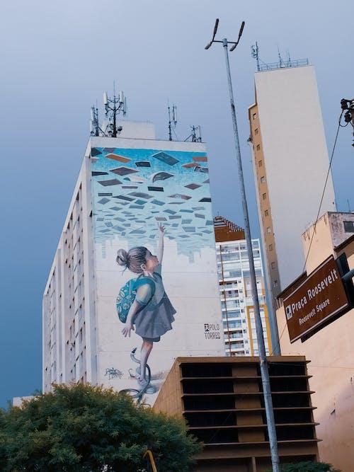 Ingyenes stockfotó graffiti művészet témában
