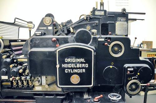 Ingyenes stockfotó heidelberg henger, mainz, nyomtató gép témában