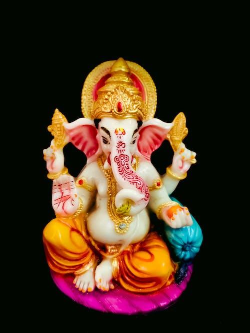 Gratis stockfoto met aanbidden, bappa, festival van india