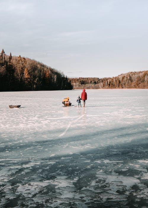 Darmowe zdjęcie z galerii z ezerai, litwa, lód