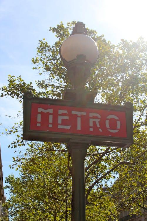 Photos gratuites de france, métro, paris