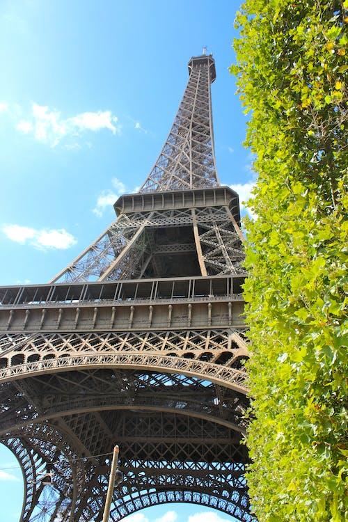 Photos gratuites de eiffel, france, paris