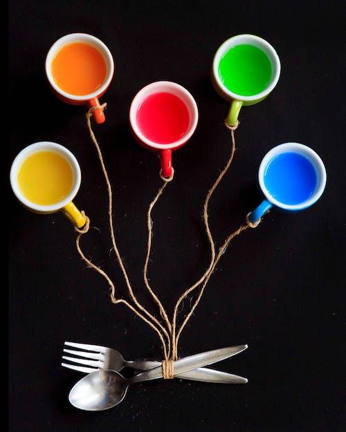 創造力, 咖啡, 喝 的 免费素材图片