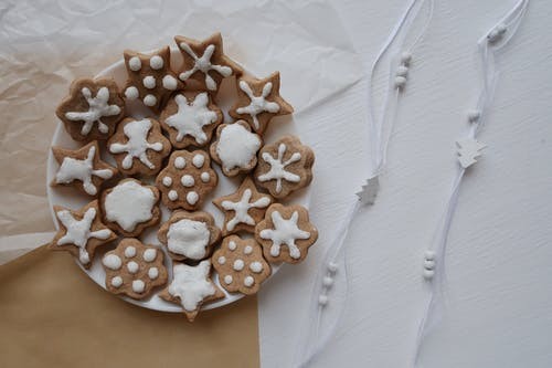 Free stock photo of art, baking, chocolate, christmas