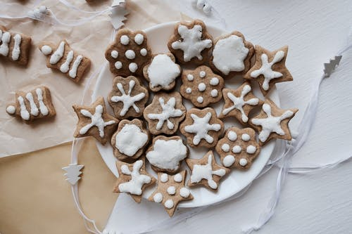 Free stock photo of advent, baking, cake, candy